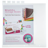 Paper Storage Box Dividers